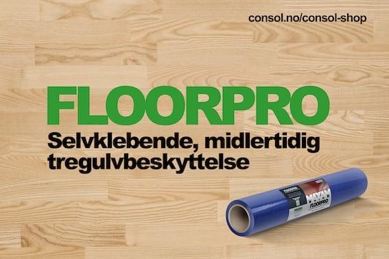 Floorpro - gulvplast