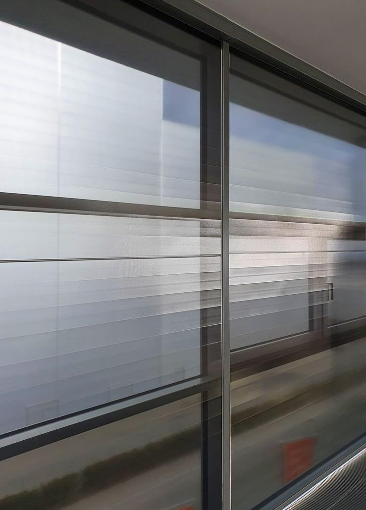 multiflm skjerming for vinduer